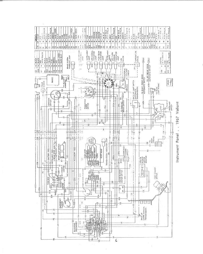 1970 Dodge Challenger Engine Diagram