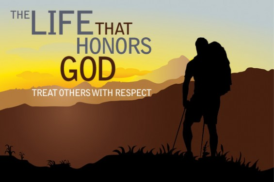 Image result for respect god