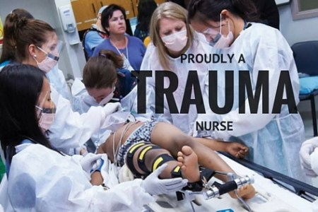 trauma nurse salary