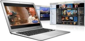 Macbook Air Movie Rentals