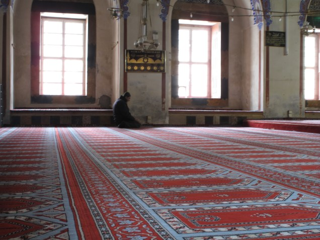 The Mosque in Kilis