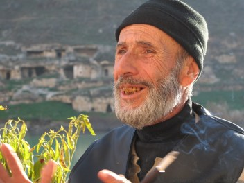 Hassan, a local resident