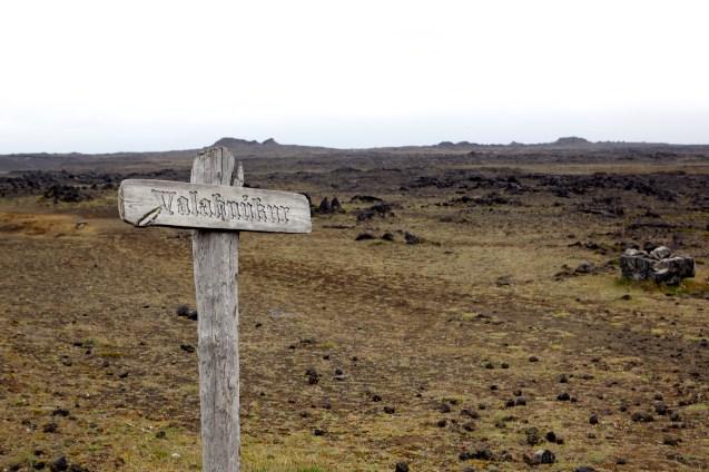 Valahnukur, Iceland