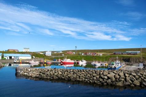 Grimsey, Icealnd Harbour