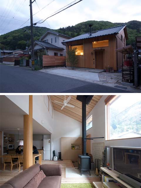 Micro house designs japan Idea home and house