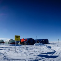 Adventure Network International Sets Up Camp At The South Pole