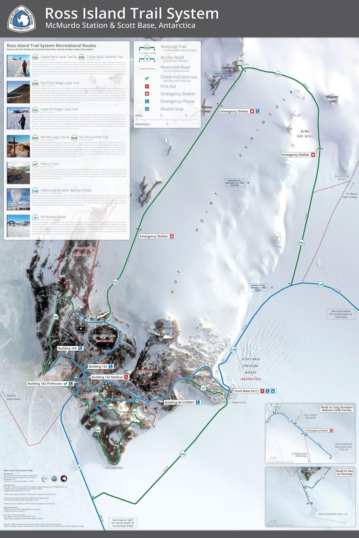 Ross Island Trail System