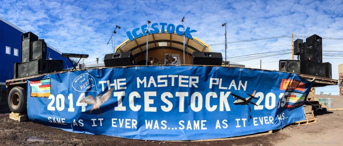 IceStock 2015 - McMurdo Station, Antarctica