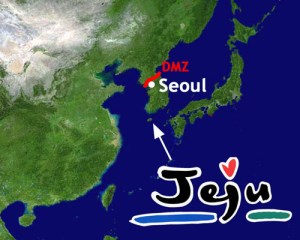 Jeju Placement Map