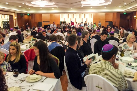 I was fortunate to join up with the Keiliat Beijing community, and had a great Passover Seder with a group of 150. I love celebrating the holidays with different groups, and it's a joy to be able to be amongst immediate friends with a similar background. Although I do love traveling and meeting new and different people, sometimes it's nice to feel like I'm home for a minute.