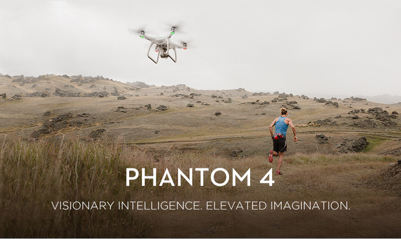 DJI Phantom 4 Quadcopter Review – Your Eyes On The World