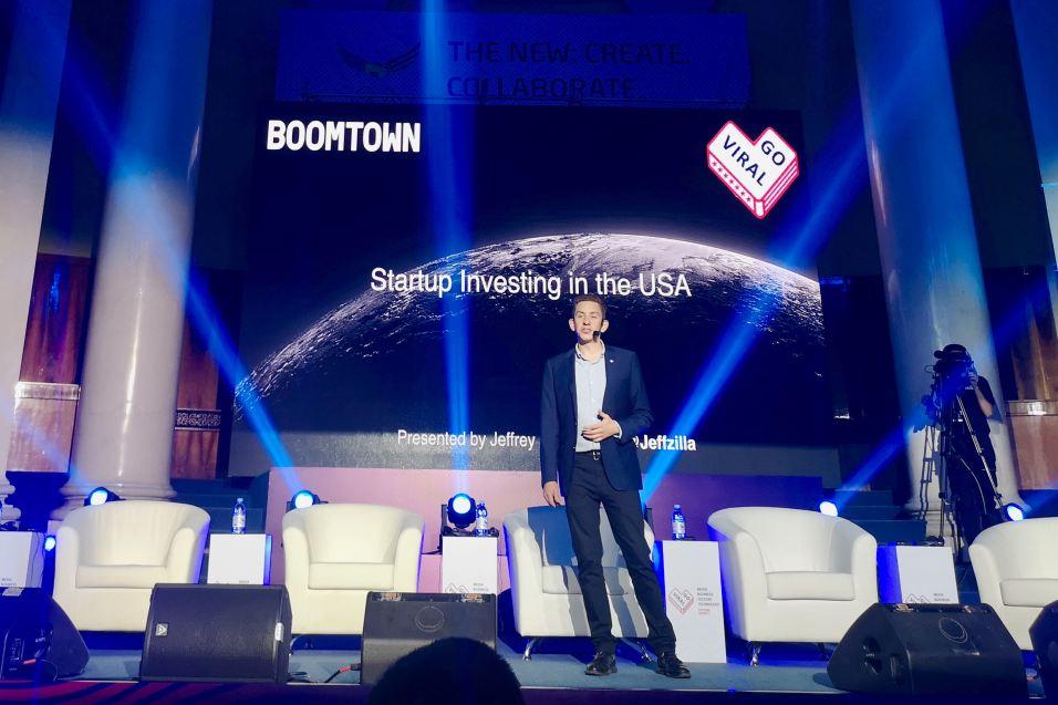 Jeffrey Donenfeld's Keynote Speech at GoViral Almat Kazakhstan 6