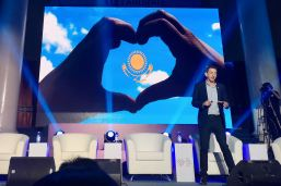 Jeffrey Donenfeld's Keynote Speech at GoViral Almat Kazakhstan 8