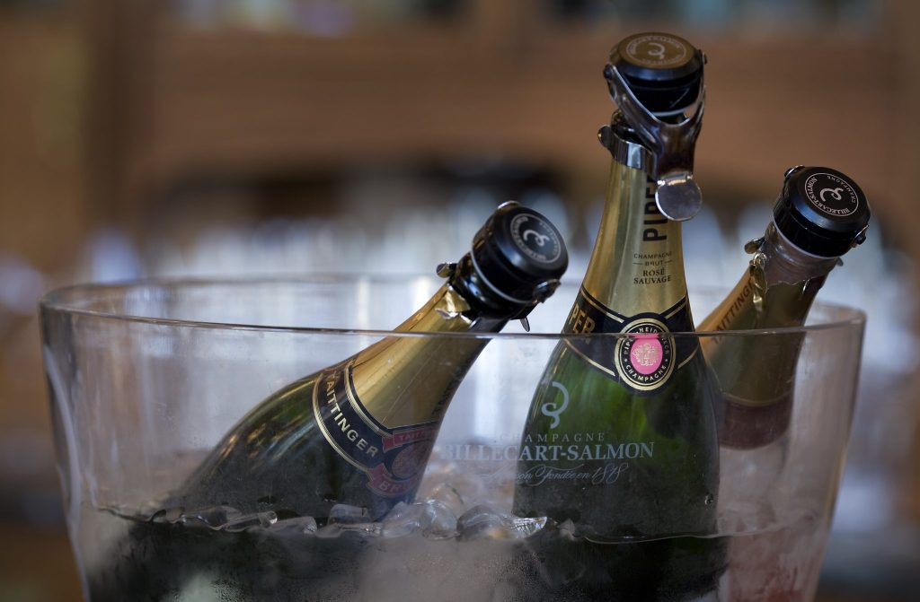 Introduction of my blog … break out the champagne!