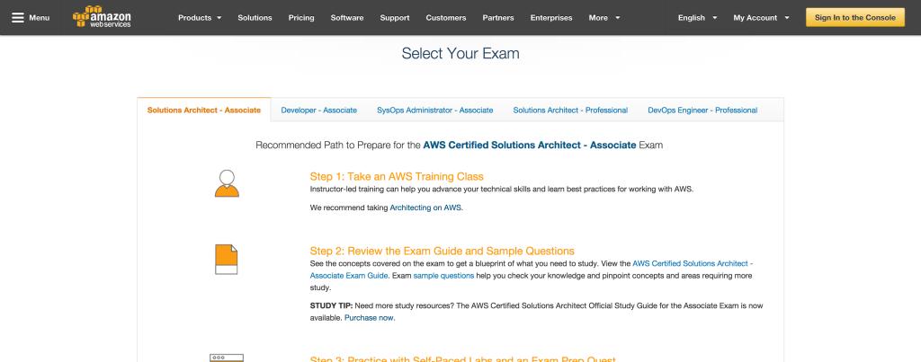 AWS-Exam-Preparation