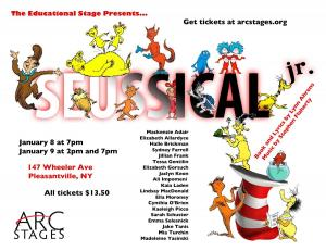 Seussical jr., Arc Stages