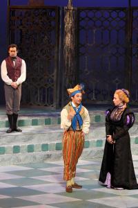 Twelfth Night, Texas Shakespeare Festival