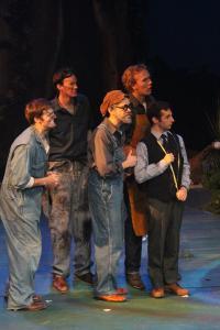 A Midsummer Night's Dream, Texas Shakespeare Festival