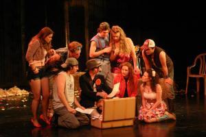 The Winter's Tale, Texas Shakespeare Festival
