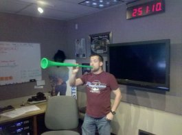 Remember the World Cup in 2010? EVERYONE wanted a vuvuzela.
