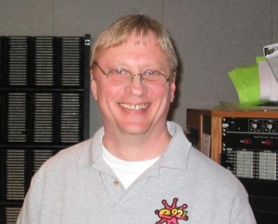 Chris Shebel, bossman