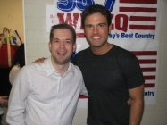 Chuck Wicks is now a big radio star.