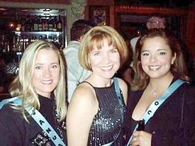 Traffic Divas Paula Cooper, Joni & Young Sandra Solarte