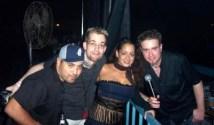 "Luis ""2 LIVE"" Lopez, Jeffro, Aubrey & Kyle at EB2002!"
