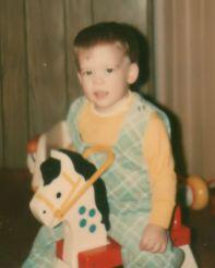 NO, really. I LOVED a horse!