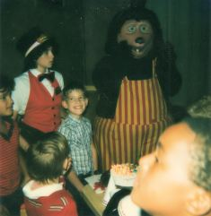 Did you ever have a birthday party at Showbiz Pizza Place?