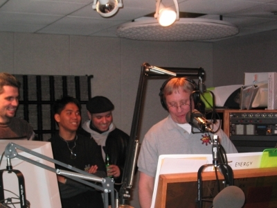 "immy, Jammin' Down JD, Luis ""2 Live"" Lopez & Chris"