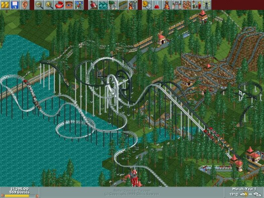 "Roller Coaster Tycoon"" – Jeff Thompson"