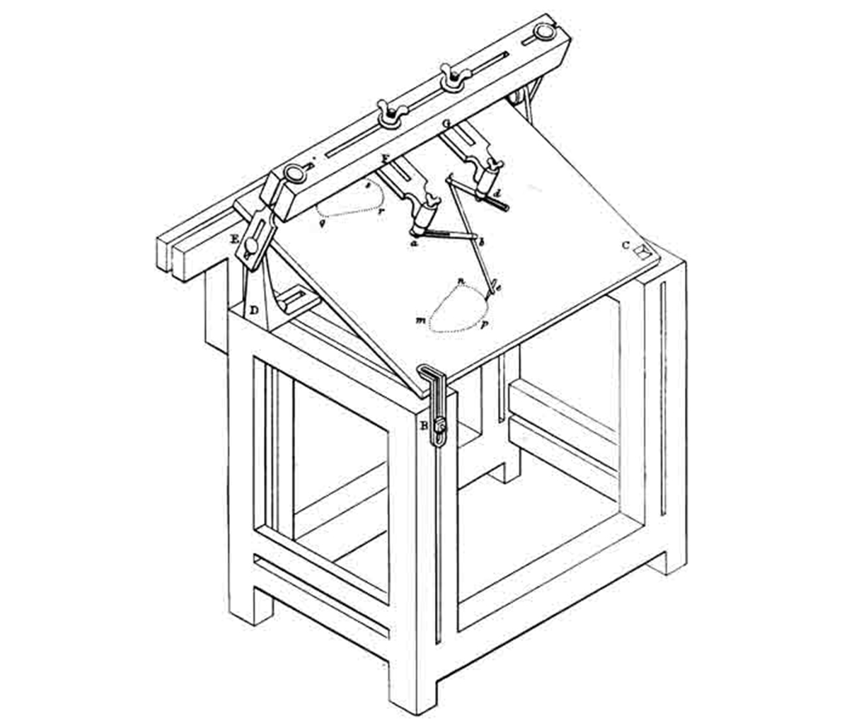 Coupler-Point Path-Generating Machine