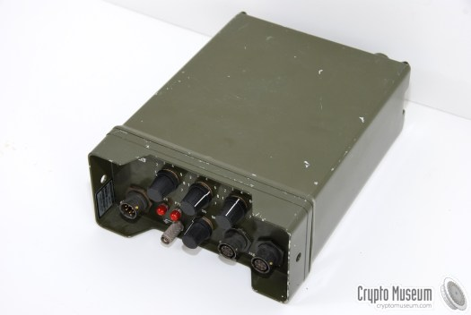 RacalMA-4204TimeDivisionVoiceScrambler