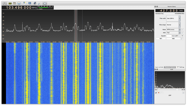 SDR/HackRF One: Mac Setup and Basics – Jeff Thompson