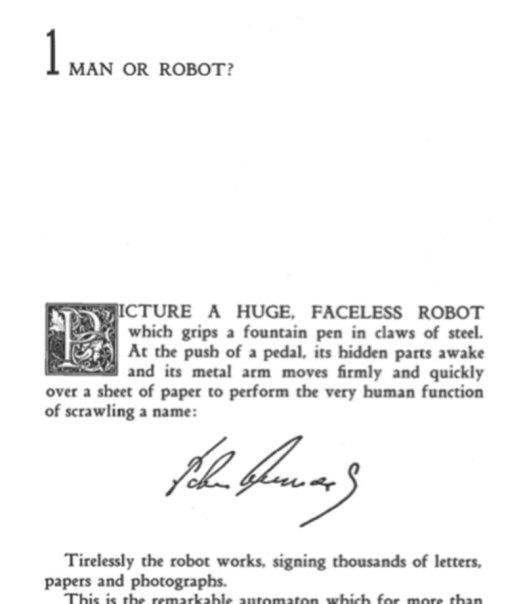 ManOrRobot