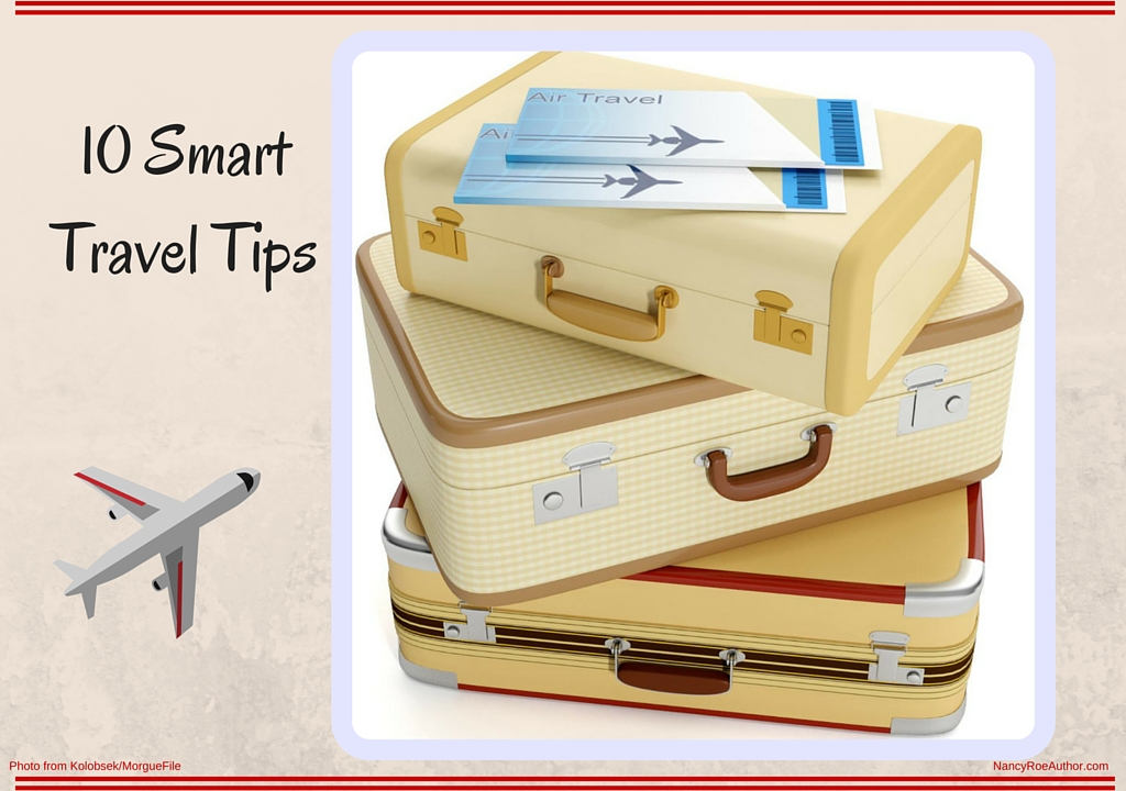 10 Smart Travel Tips