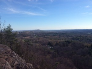 Photo from Mattabesett Trail in Connecticut