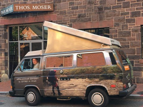 Vanagon with wrap
