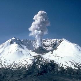 Mount Saint Helens and Me