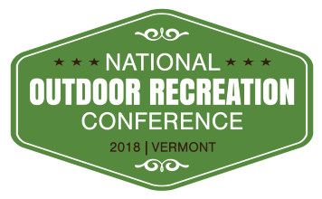National Outdoor Recreation Conference 2018 logo