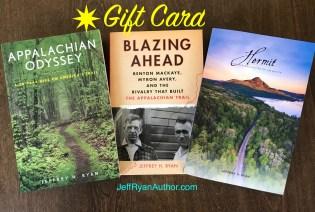 Jeff Ryan Author Gift Card