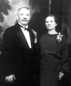 my paternal great-grandparents Orazio and Madalena Sangiorgi