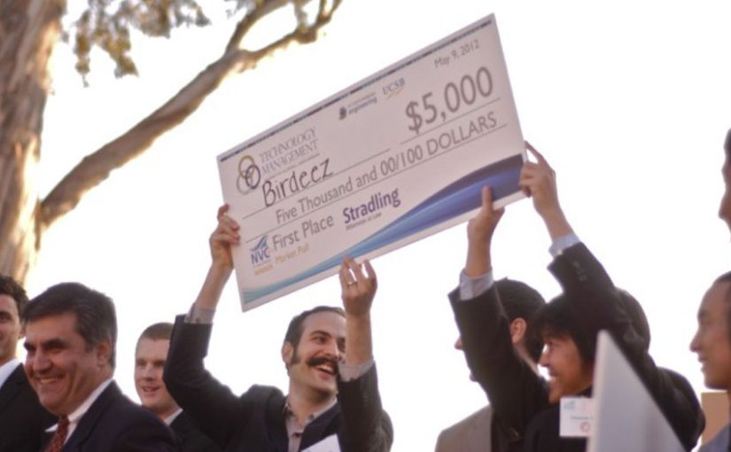 PacBizTimes – Birdeez Wins UCSB New Venture Competition!