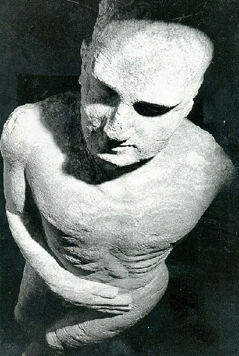 The Cardiff Giant, in his Amy Winehouse period.
