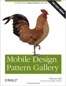 mobile design pattern gallery
