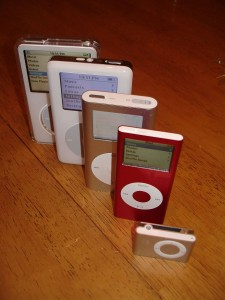 Various_iPods