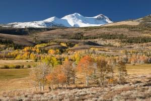 Eastern Sierra fall colors landscape photography workshops