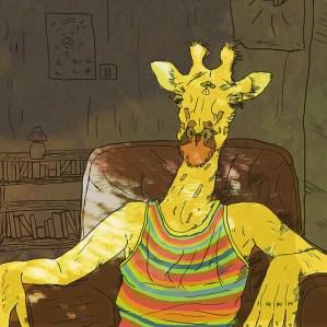 Giraffe by Pete Toms
