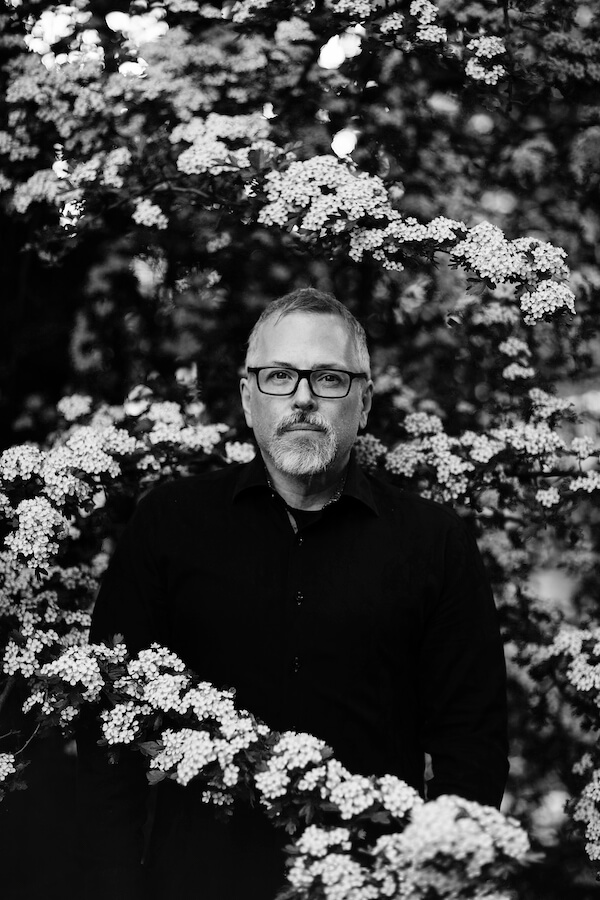 Portrait of Jeff VanderMeer
